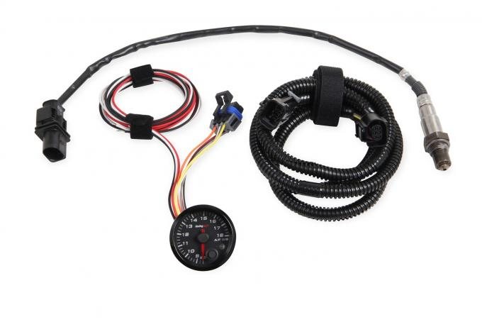 Holley EFI Standalone Air/Fuel Wideband 02 Gauge Kit 534-215