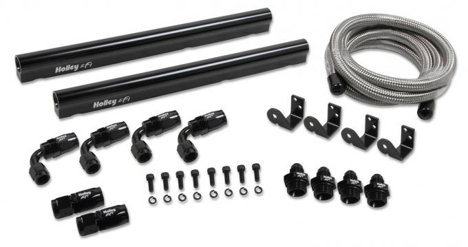 Holley EFI LS7 Fuel Rail Kit 534-233