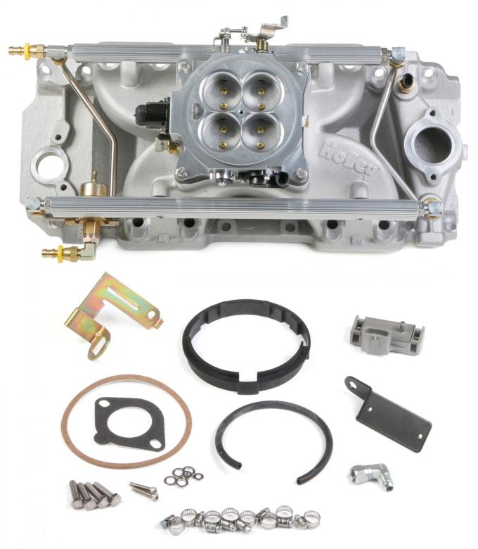 Holley EFI Power Pack Multi-Point Fuel Injection System Kit 550-703