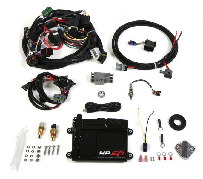 Holley EFI HP EFI ECU And Harness Kit 550-601N