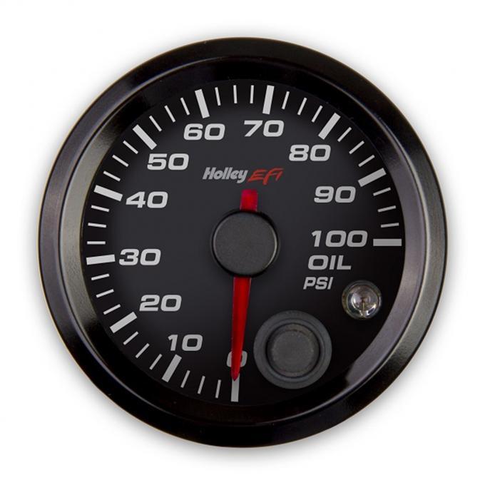 Holley EFI EFI Oil Pressure Gauge 553-127