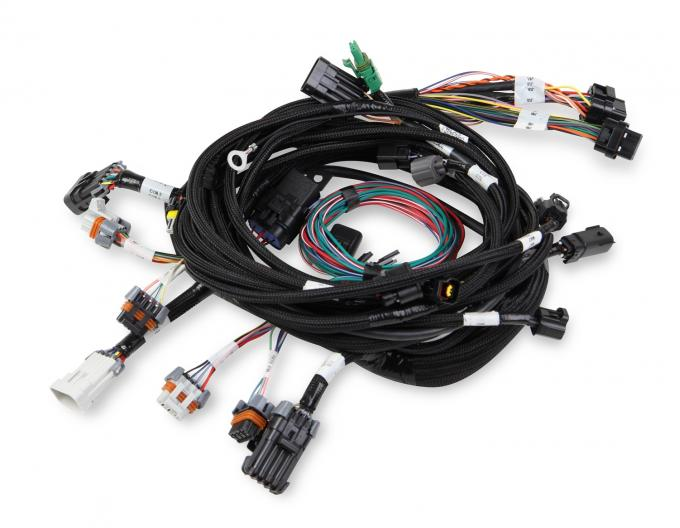 Holley EFI Injector Harness 558-108