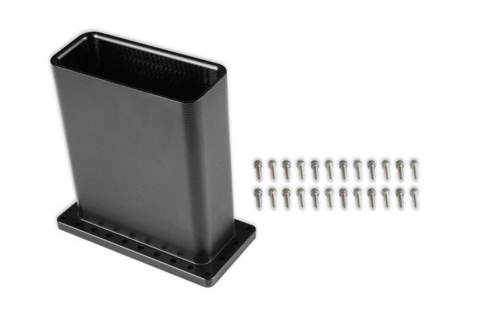 Holley EFI Lo-Ram Burst Panel Duct 300-608BK