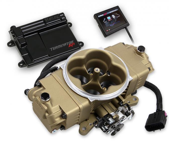 Holley EFI Terminator Stealth EFI Master Kit 550-444K