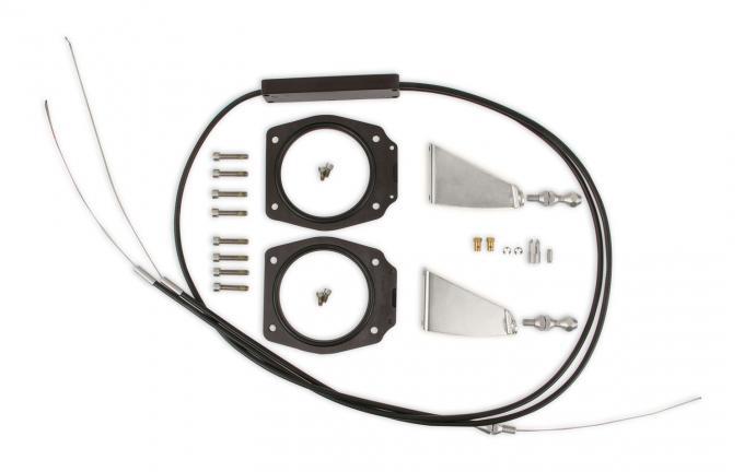 Holley EFI Sniper EFI Throttle Linkage Kit 860028