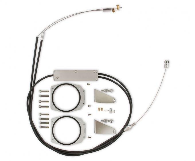 Holley EFI Sniper EFI Throttle Linkage Kit 860029