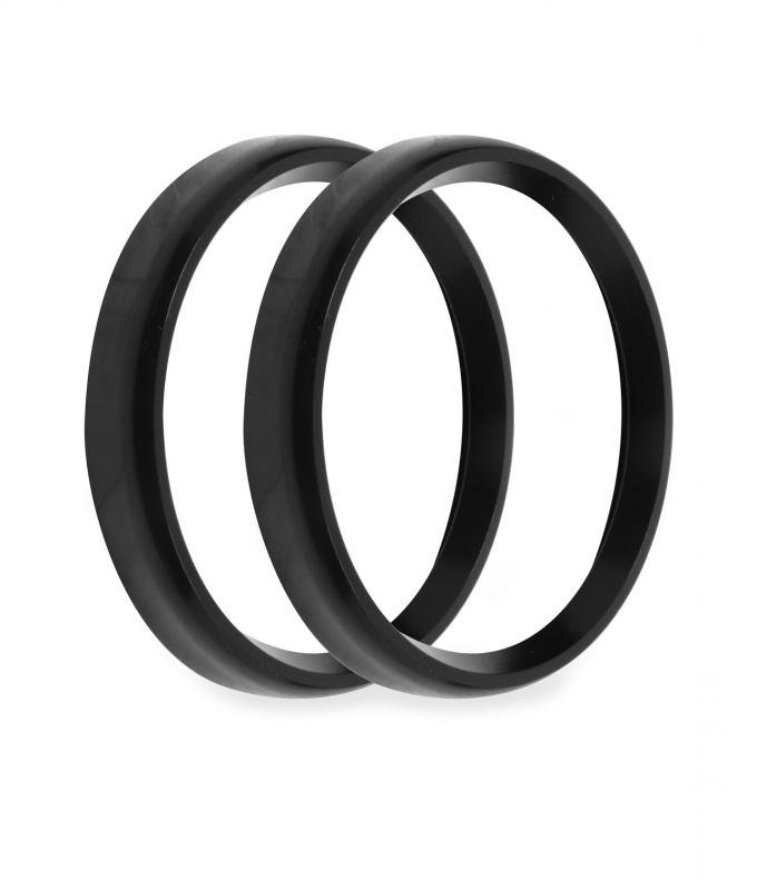 Holley EFI Replacement Bezels 553-146BKB