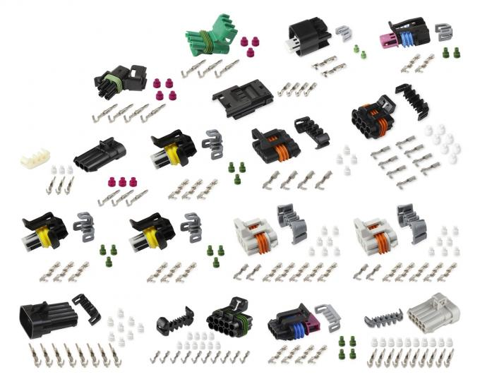 Holley EFI EFI Main Harness Connector Kit 570-103