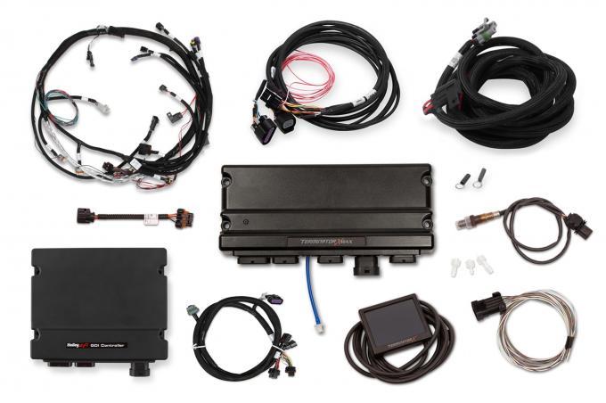 Holley EFI Terminator X Max MPFI System 550-1620LSD