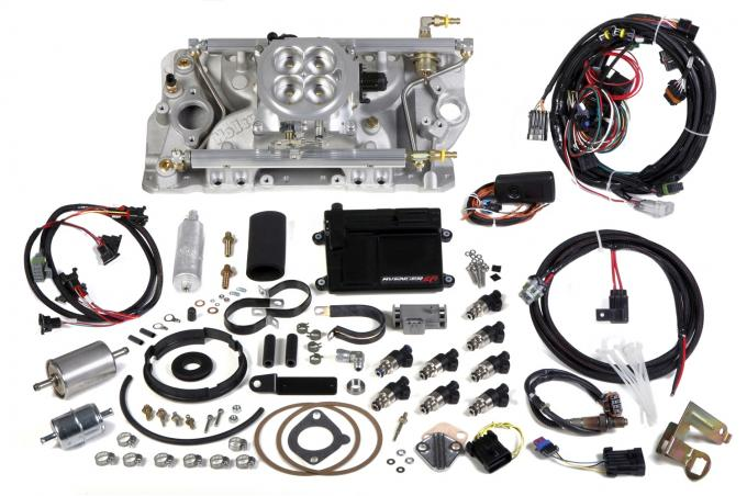 Holley EFI Avenger EFI Multi-Point Fuel Injection System 550-811
