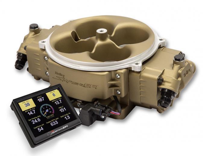 Holley EFI Sniper EFI Stealth 4500 Throttle Body System 550-843
