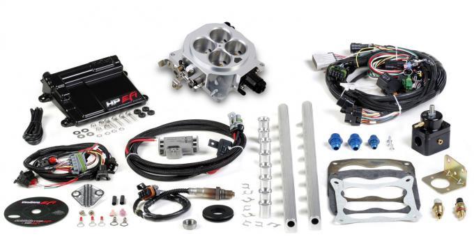 Holley EFI HP EFI Universal Retrofit Multi-Point Fuel Injection Kit 550-500