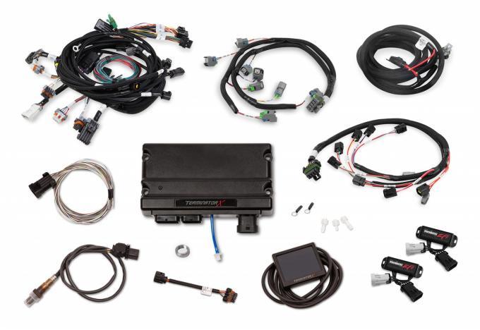 Holley EFI Terminator X MPFI System 550-1219