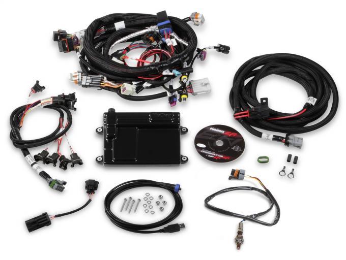 Holley EFI HP EFI ECU And Harness Kit 550-607N