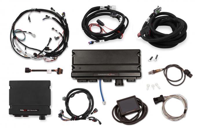 Holley EFI Terminator X Max MPFI System 550-1611