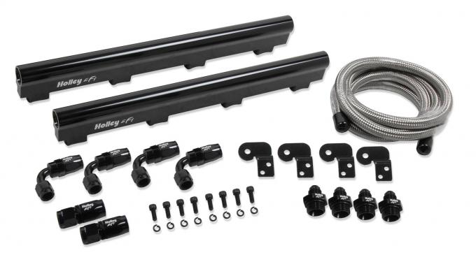 Holley EFI LS7 Fuel Rail Kit 534-231