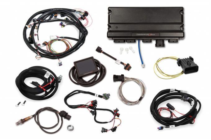Holley EFI Terminator X Max MPFI System 550-942