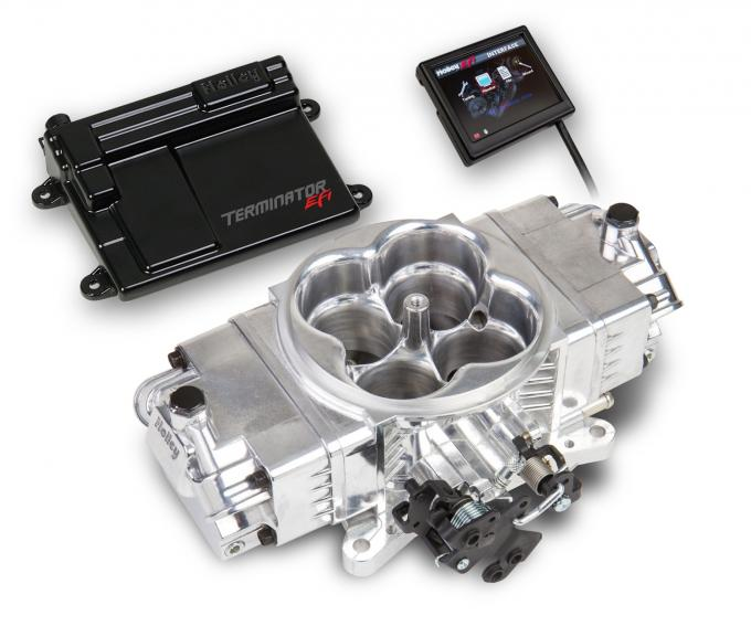 Holley EFI Terminator Stealth EFI Master Kit 550-440K