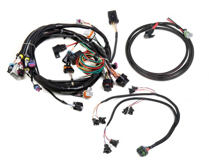 Holley EFI Fuel Injection Wire Harness 558-500