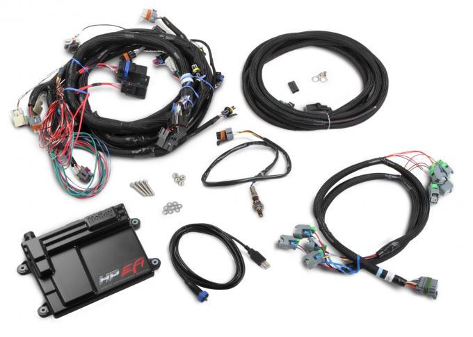 Holley EFI HP EFI ECU And Harness Kit 550-603N