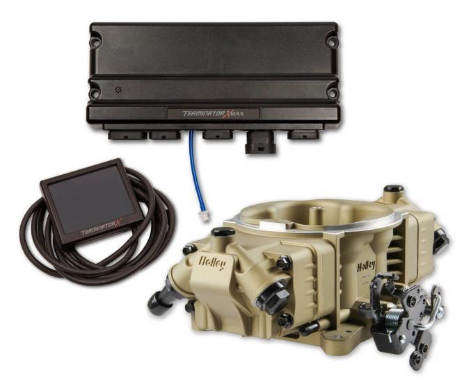 Holley EFI Terminator X Max Stealth 4150 System 550-1013