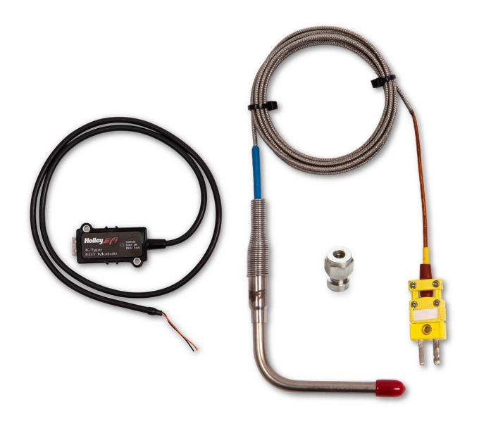 Holley EFI EFI 1 Channel EGT Kit 554-184C