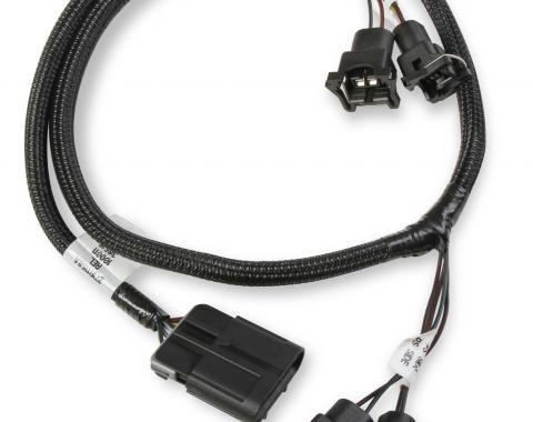 Holley EFI Terminator® Stealth Series Throttle Body Sub Harness 558-442