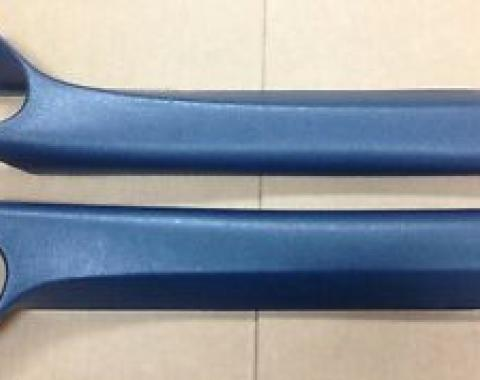 Camaro Pillar Post Moldings Inner, Coupe, USED 1974-1981