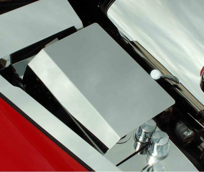 American Car Craft Fuse Box Polished 043008