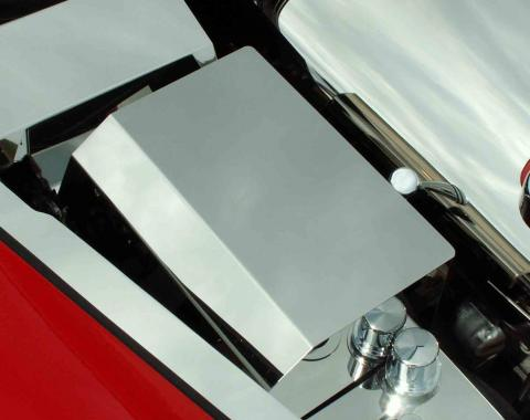 American Car Craft Fuse Box Polished 043008