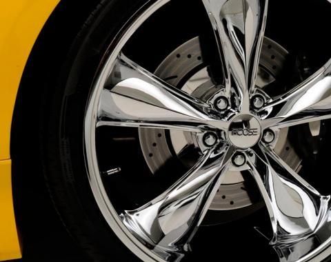 American Car Craft Chevrolet Camaro 2010-2013  Wheel Rotors 4pc Smooth 102033