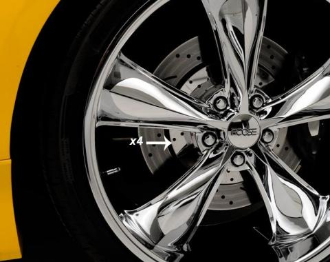 American Car Craft Chevrolet Camaro 2010-2013  Wheel Rotors 4pc Drilled 102034
