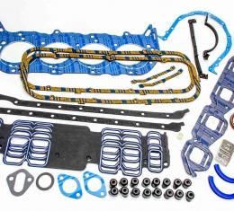 Chevrolet Engine Gasket Set, Big Block, with Rectangular Port Cylinder Heads, 1965-1990