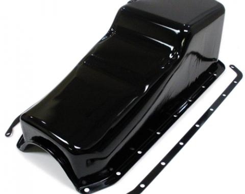 Oil Pan, L82 or High Performance
