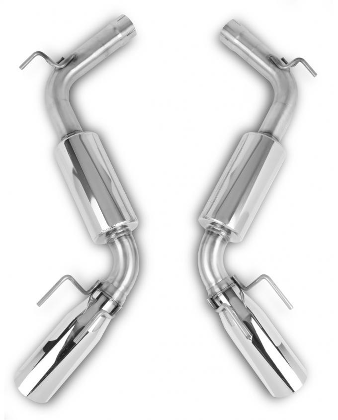 Hooker 2010-2013 Chevrolet Camaro Blackheart Axle-Back Exhaust System 70401302-RHKR