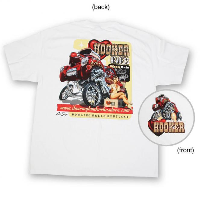 Hooker T-Shirt 10149-XXLHKR