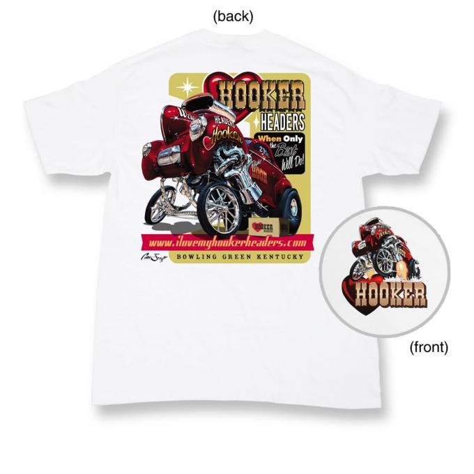Hooker T-Shirt 10151-MDHKR