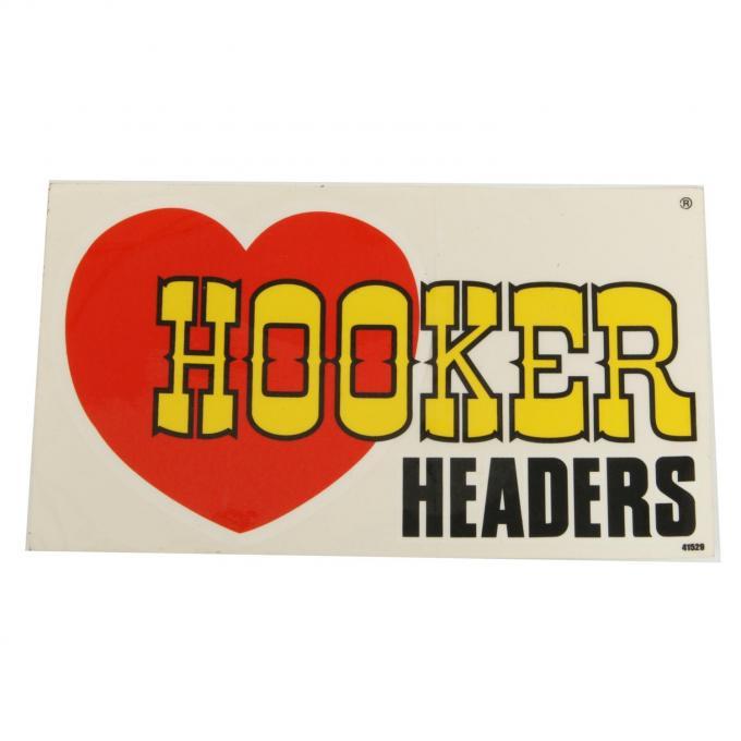 Hooker Decal 41529HKR