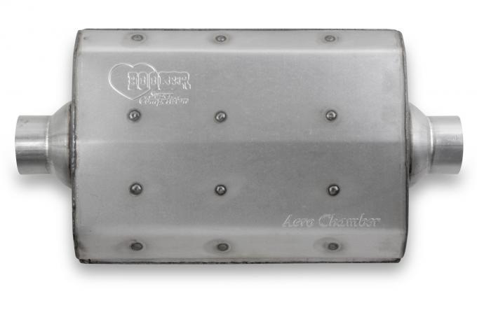 Hooker Aero Chamber Muffler 21516HKR