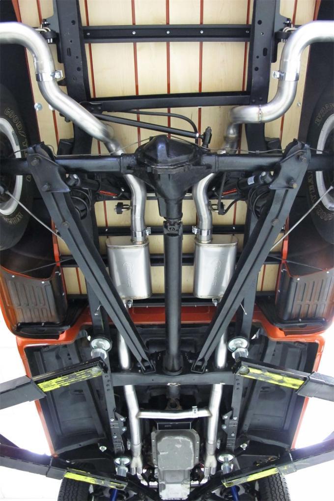 Hooker Blackheart Header-Back Exhaust System BH13197