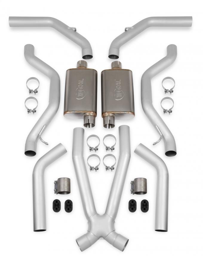 Hooker Blackheart Header-Back Exhaust System 70501415-RHKR