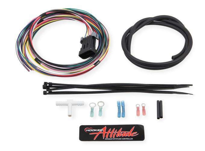 Hooker Blackheart Attitude Exhaust Valve Control Accessory Harness Kit 71013002-RHKR