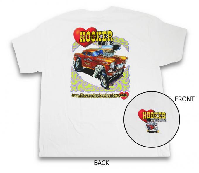Hooker T-Shirt 10148-XLHKR