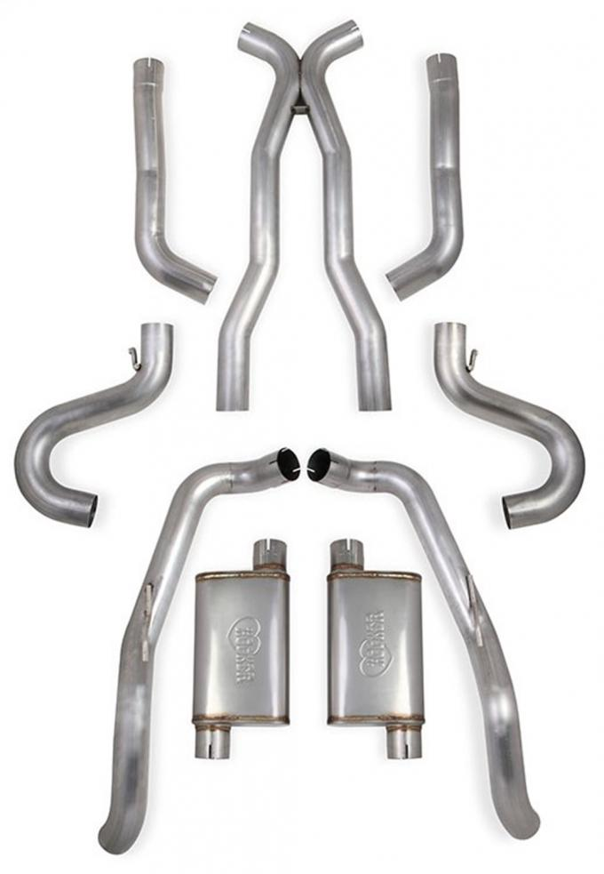 Hooker Blackheart Header-Back Exhaust System 70501354-RHKR