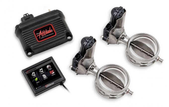 Hooker Blackheart Attitude Adjuster Exhaust Valve Control System 71013001-RHKR