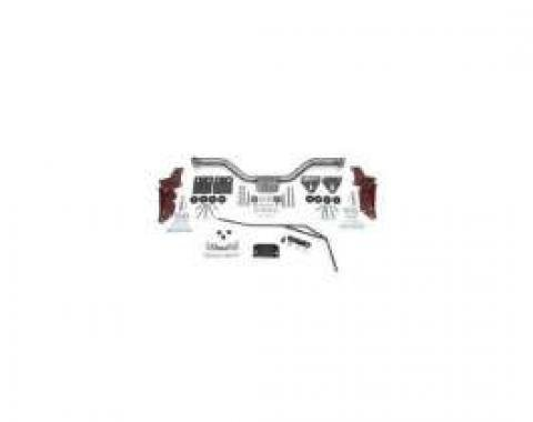 Chevelle Turbo Hydra-Matic 700R4 Automatic Transmission Conversion Kit, Convertible, 1968-1972