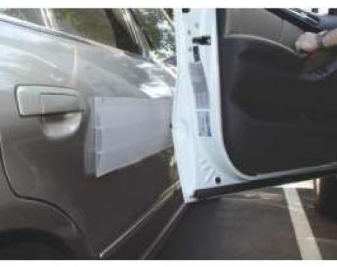 Parking Ding Protection