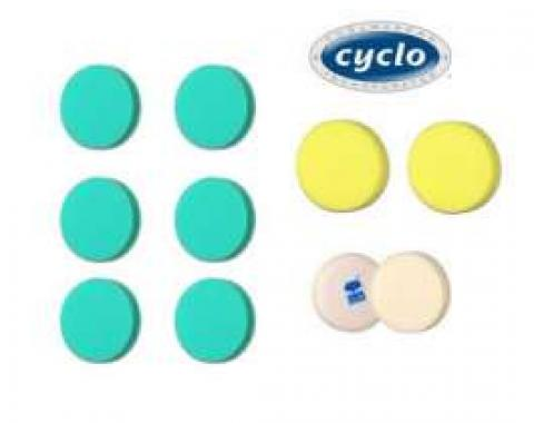 Standard Polishing Accessories Pads, Cyclo