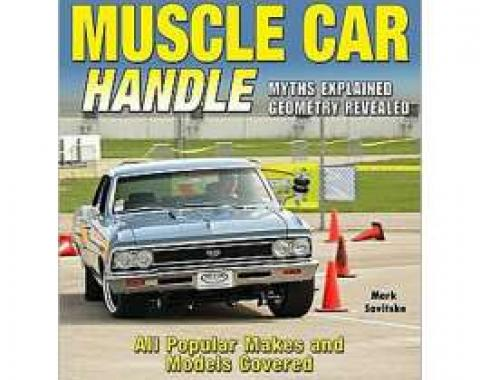 How To Make Your Muscle Car Handle, Book