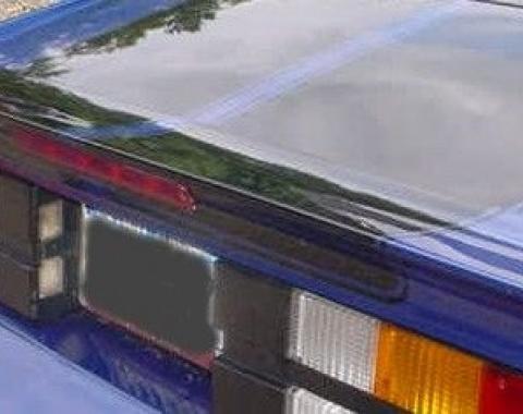Camaro/Firebird Convertible Rear Wing Spoiler, 1987-1992